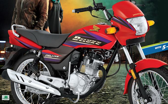 Honda-CG-125-Deluxe-Picture