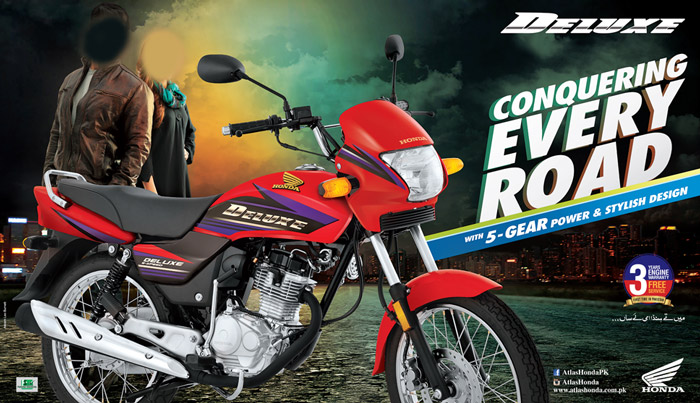 New-Model-2016-Honda-CG-125-Deluxe-Picture
