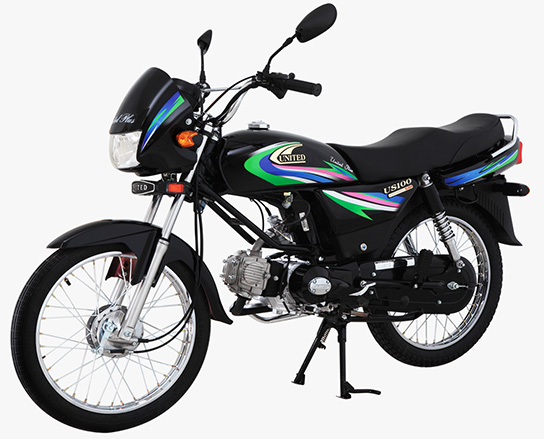 United-100-Motorcycle-Price-Review-and-Picture