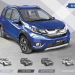 Honda-BRV-Colors