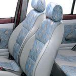 Suzuki Mehran Interior Seats