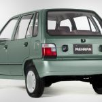 suzuki-mehran-rear view