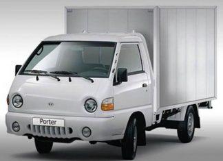 Hyundai Shehzore H100