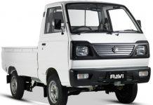 Suzuki Ravi Pickup
