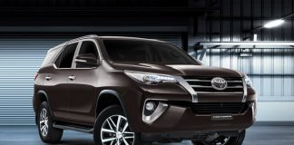 Toyota Fortuner 2017 Price in Pakistan