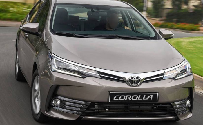 New Toyota Corolla XLi GLi 2018 Facelift Price in Pakistan