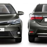 Facelift Toyota Corolla XLi GLi