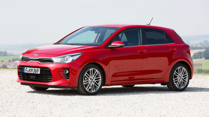Kia Rio Exterior New Car Pakistan Picture