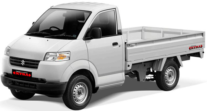 Suzuki Mega Carry XTRA Pickup
