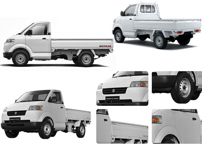 Suzuki Mega Carry XTRA Pickup Pics