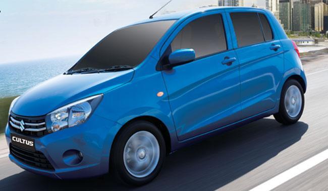New Suzuki Cultus 2018