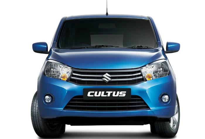Suzuki-Cultus-Exterior