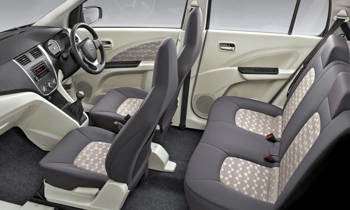 Suzuki Cultus Interior